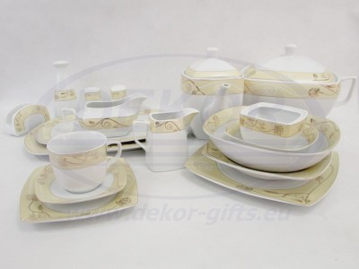 0068 Coffee and Dinner Sets