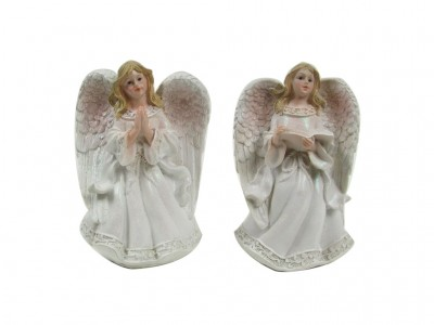 0108 Angel Figurine