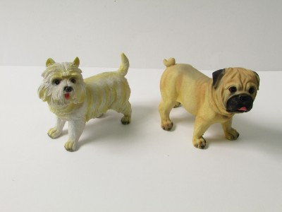 0870 Animal Figurines
