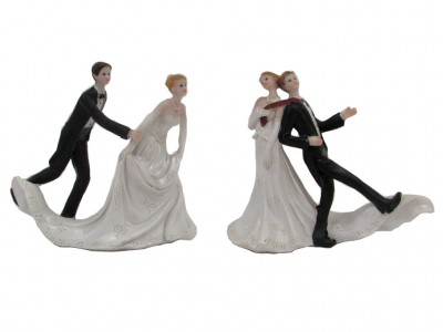 0946 Figurine Wedding Items