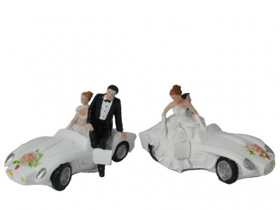 0948 Figurine - Wedding Items