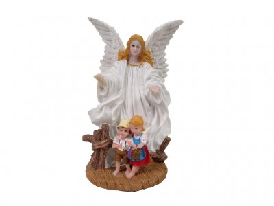 4555 Angel Figurine Guardian Angel