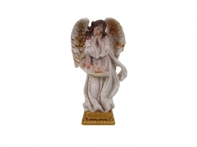 1601 Angel Figurine Guardian Angel
