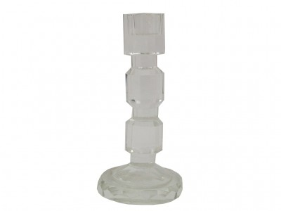 8969 Crystal Candle Holder