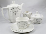 0278 Coffee and Dinner Sets