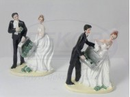 0955 Figurine - Wedding Items