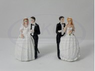 0957 Figurine - Wedding Items