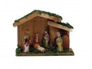 GJ80208 Nativity Scene