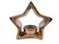 202153 Candle Holder Star