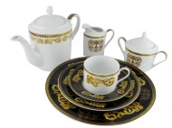 3811 Coffee and Dinner Set